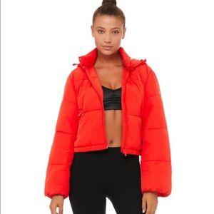 All Yoga Introspective Quilt Jacket Medium